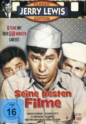 Jerry Lewis - Seine besten Filme (2 DVDs)