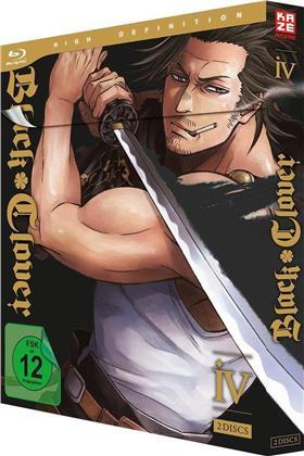 Black Clover - Vol. 4 (2 Blu-rays)