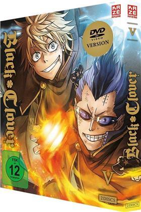 Black Clover - Vol. 5 (2 DVDs)