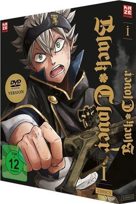 Black Clover - Vol. 1 (2 DVDs)