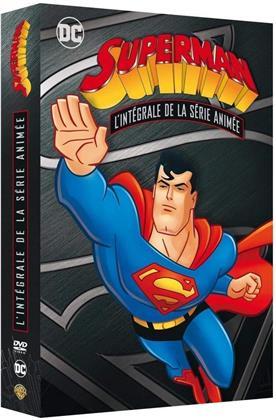Superman - L'intégrale de la série animée (9 DVDs)