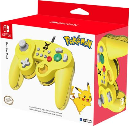 Nintendo Switch - Battle Pad - Pikachu