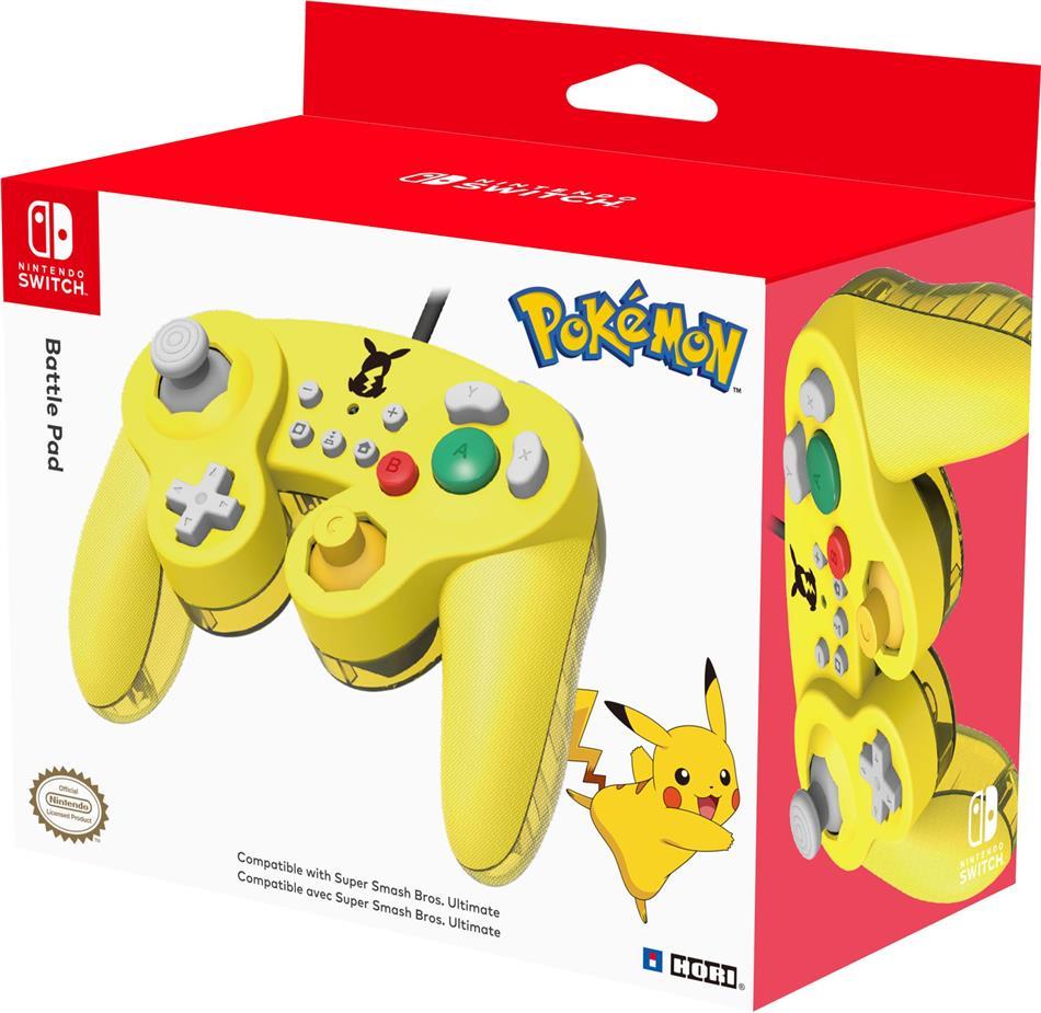Nintendo Switch - Battle Pad - Pikachu