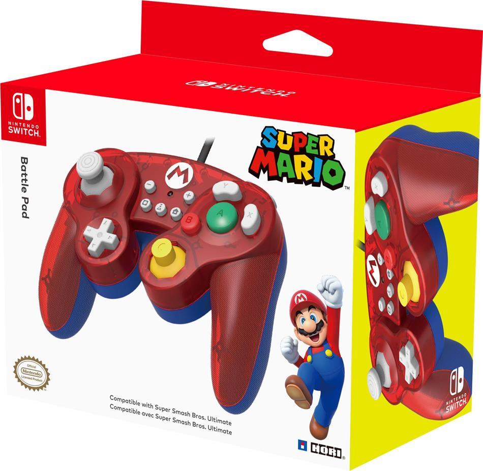 Nintendo Switch - Battle Pad - Mario [NSW]