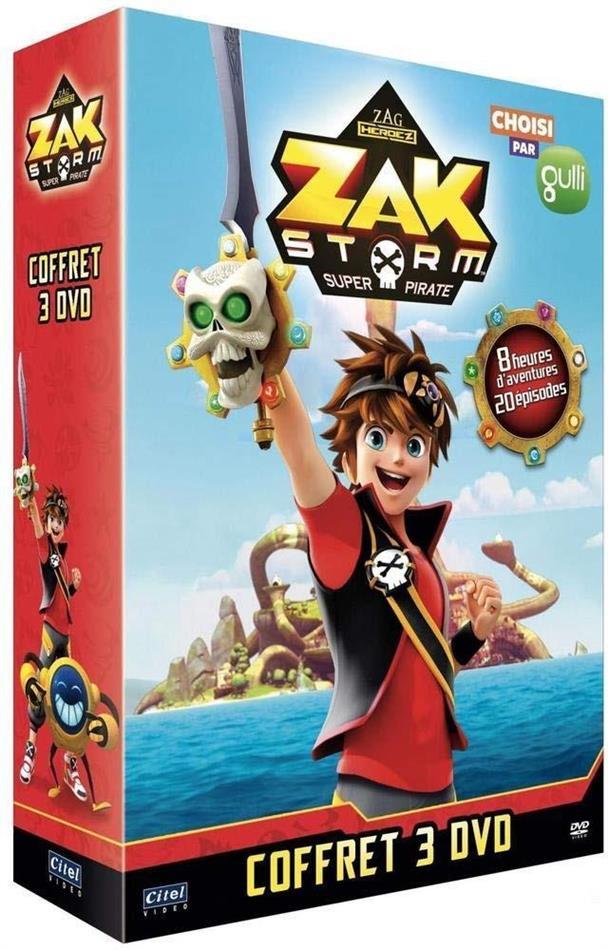 Zak Storm - Saison 1 (3 DVDs)
