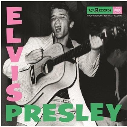 Elvis Presley - --- - Music On Vinyl (Japan Edition, LP)