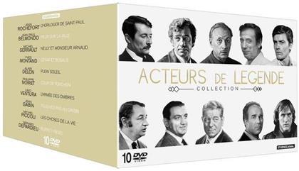 Acteurs de légende - Collection (10 DVDs)