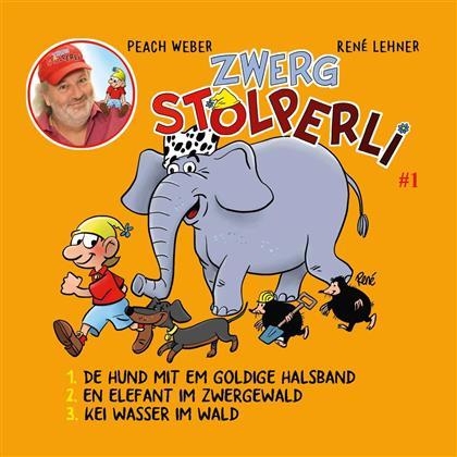 Zwerg Stolperli - De Hund Mit Em Goldige Halsband
