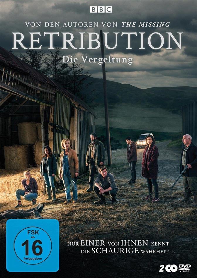 Retribution - Die Vergeltung (BBC, 2 DVDs)