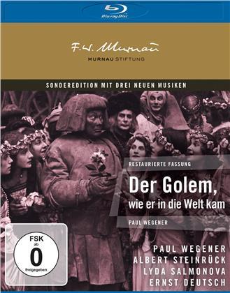 Der Golem - Wie er in die Welt kam (1920)