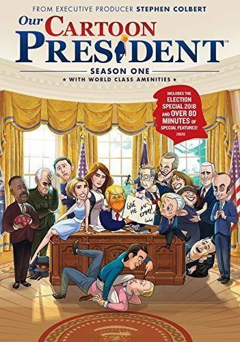 Our Cartoon President - Season 1 (3 DVDs)