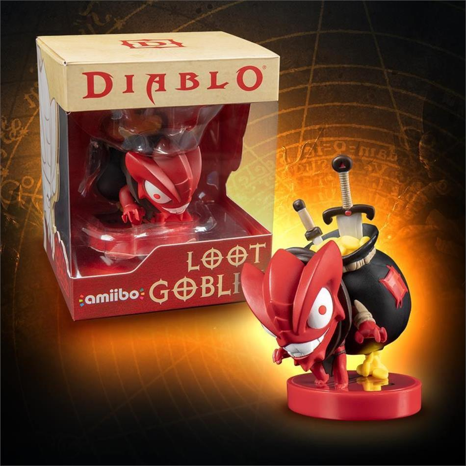 Amiibo Diablo 3 Loot Goblin