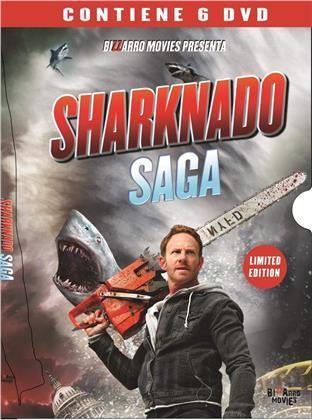 Sharknado Saga - 1-6 (Cofanetto, Edizione Limitata, 6 DVD)