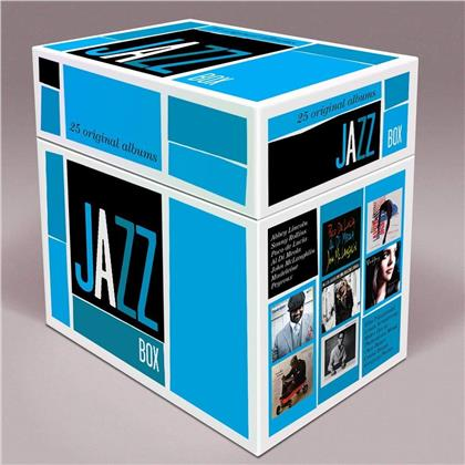 Jazz Box - 25 Albums Originaux (25 CDs)