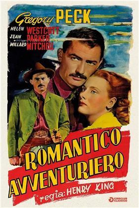 Romantico avventuriero (1950) (Cineclub Classico, n/b)