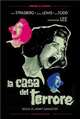 La casa del terrore (1961) (Horror d'Essai, Remastered in 4K, s/w)