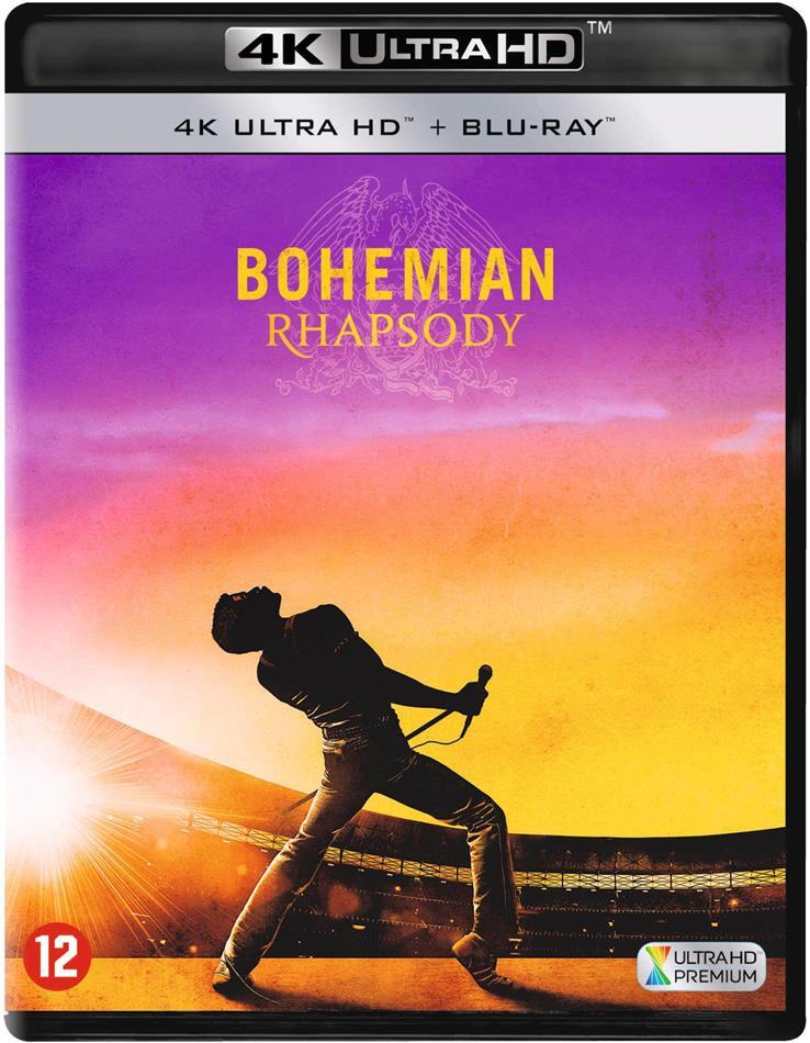 Bohemian Rhapsody (2018) (4K Ultra HD + Blu-ray)