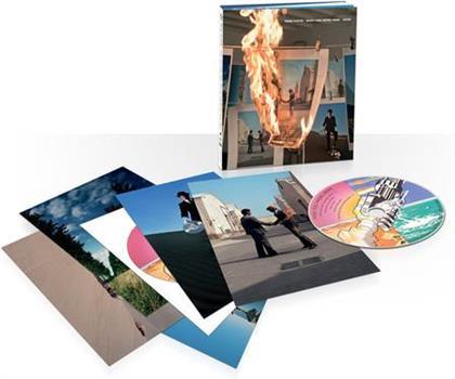 Pink Floyd - Wish You Were Here (Hybrid SACD)