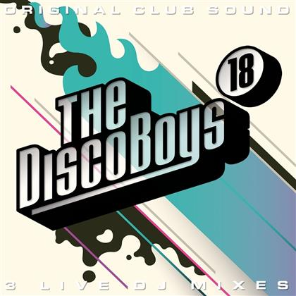 The Disco Boys - The Disco Boys, Vol. 18 (3 CDs)