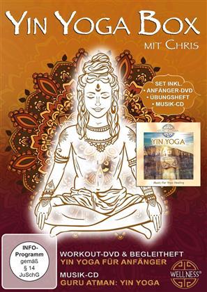 Yin Yoga Box (DVD + CD)