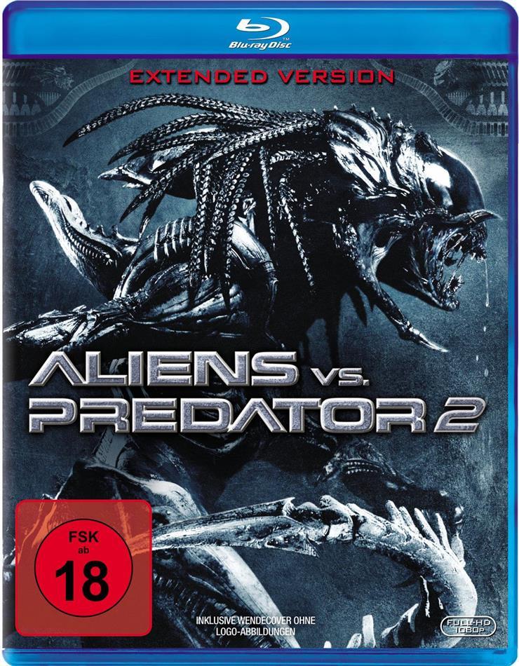 Aliens vs. Predator 2 (2007) (Extended Edition)