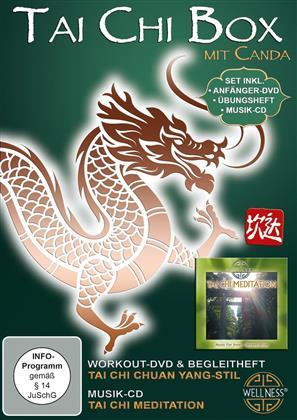 Tai Chi Box (DVD + CD)
