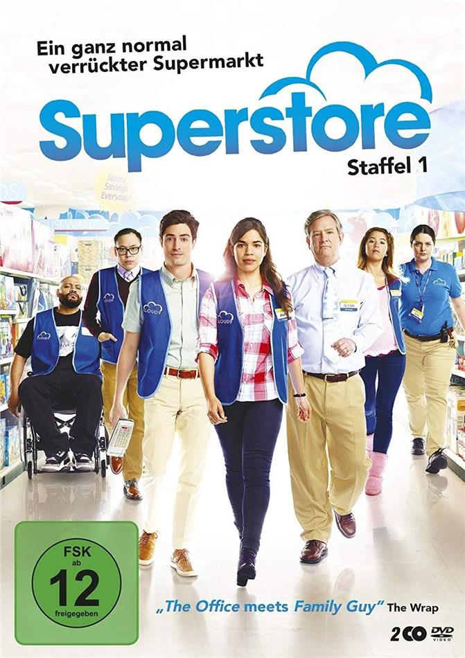 Superstore - Staffel 1 (2 DVDs)