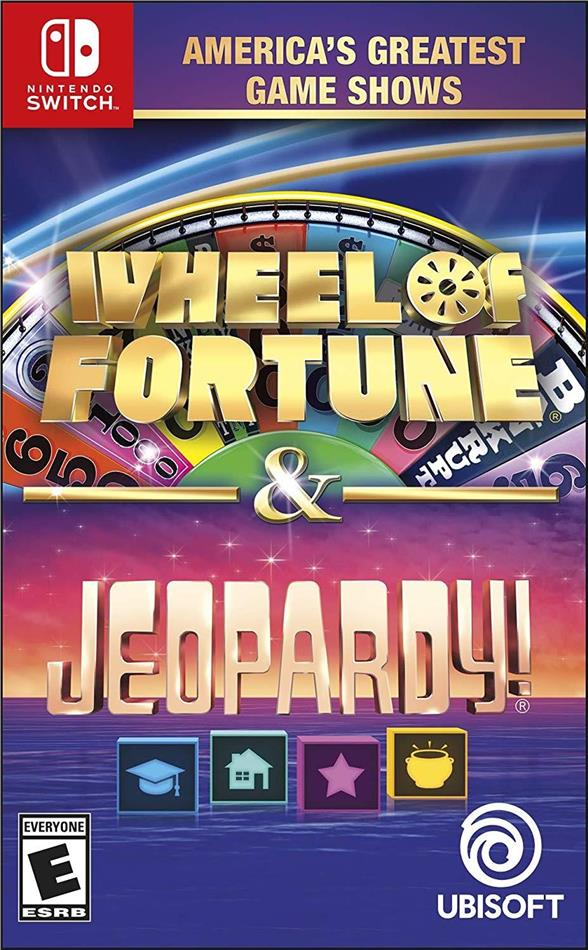 America's Greatest Gameshows - Wheel of Fortune & Jeopardy