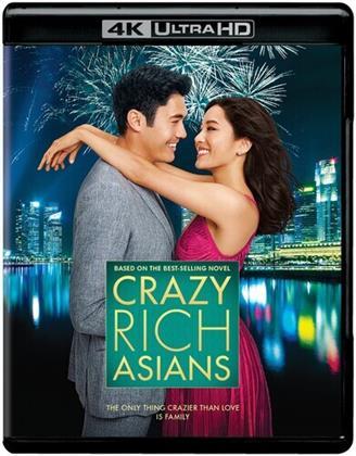 Crazy Rich Asians (2018) (4K Ultra HD + Blu-ray)