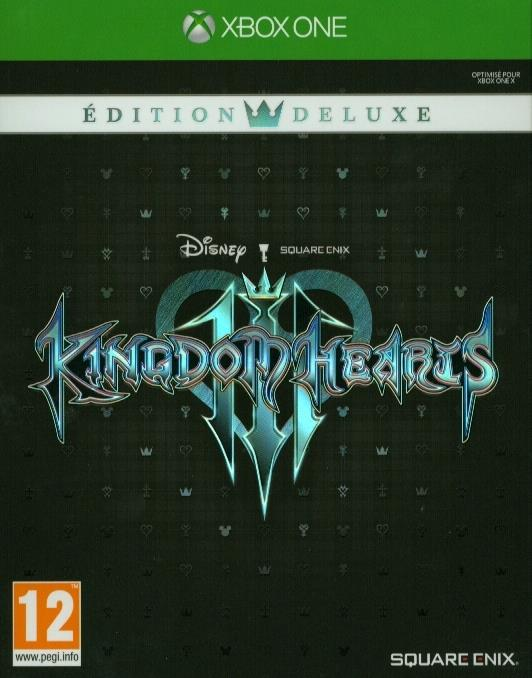 Kingdom Hearts 3 (Édition Deluxe)