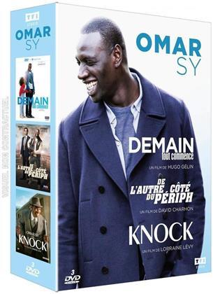 Omar Sy - Demain tout commence / De l'autre côté du périph / Knock (3 DVDs)