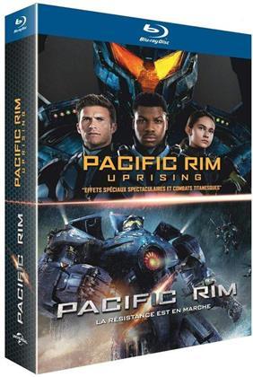 Pacific Rim / Pacific Rim 2 - Uprising (2 Blu-rays)