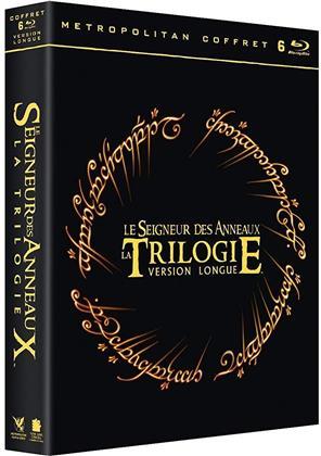 Le seigneur des anneaux - La Trilogie (Version Longue, 6 Blu-ray)