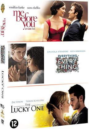 Me before you - Avant toi / Everything Everything / The Lucky One (3 DVDs)