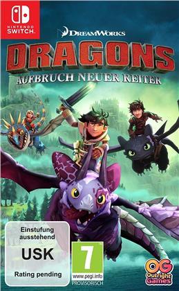Dragons - Aufbruch neuer Reiter (German Edition)