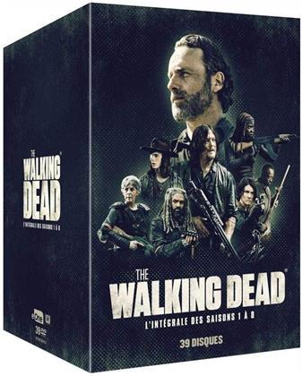 The Walking Dead - Saisons 1-8 (39 DVDs)