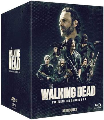 The Walking Dead - Saisons 1-8 (38 Blu-rays)