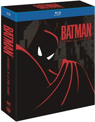Batman - La série animée - L'intégrale de la série animée (10 Blu-rays)