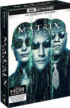Matrix - La Trilogie (3 4K Ultra HDs + 6 Blu-rays)
