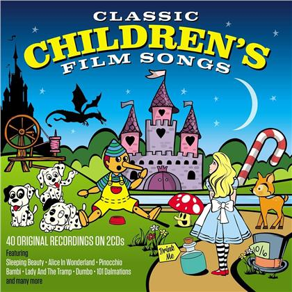 Classic Children's Film Songs (Not Now Music, 2 CDs)
