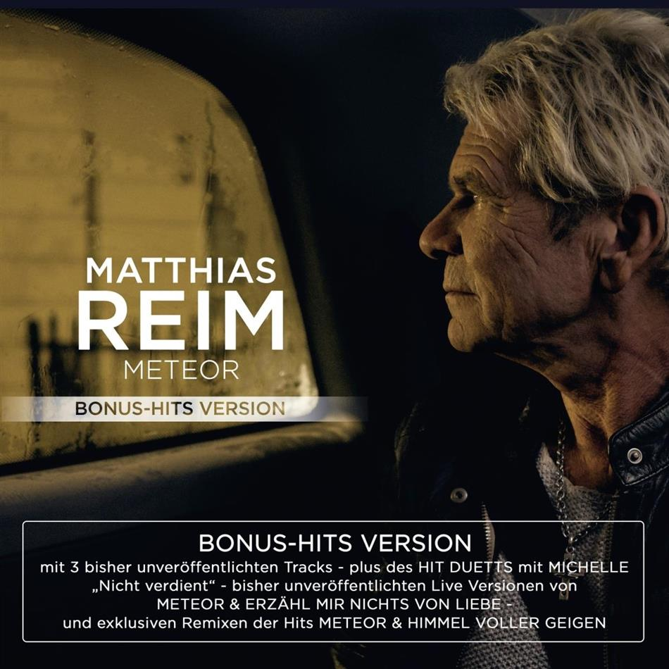 Matthias Reim - Meteor - Bonus-Hits Version