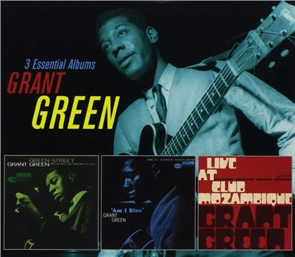 Grant Green - 3 Essential Albums (3 CDs)