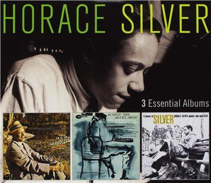 Horace Silver - 3 Essential Albums (3 CDs)