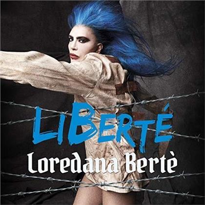 Loredana Bertè - Liberte (Colored, LP)