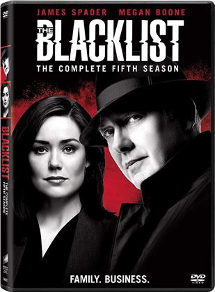 The Blacklist - Stagione 5 (6 DVDs)