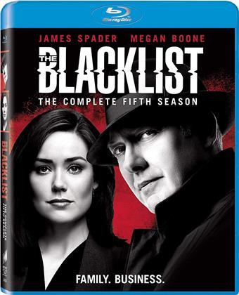 The Blacklist - Stagione 5 (5 Blu-rays)
