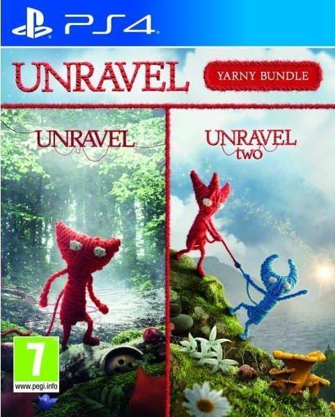 Unravel - Yarny Bundle (Unravel + Unravel 2)