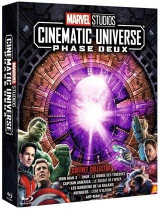 Marvel Studios Cinematic Universe - Phase 2 (6 Blu-rays)