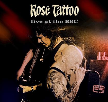 Rose Tattoo - On Air In '81 (3 LPs)