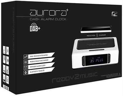 ready2music Aurora Plus, Alarm Clock - white